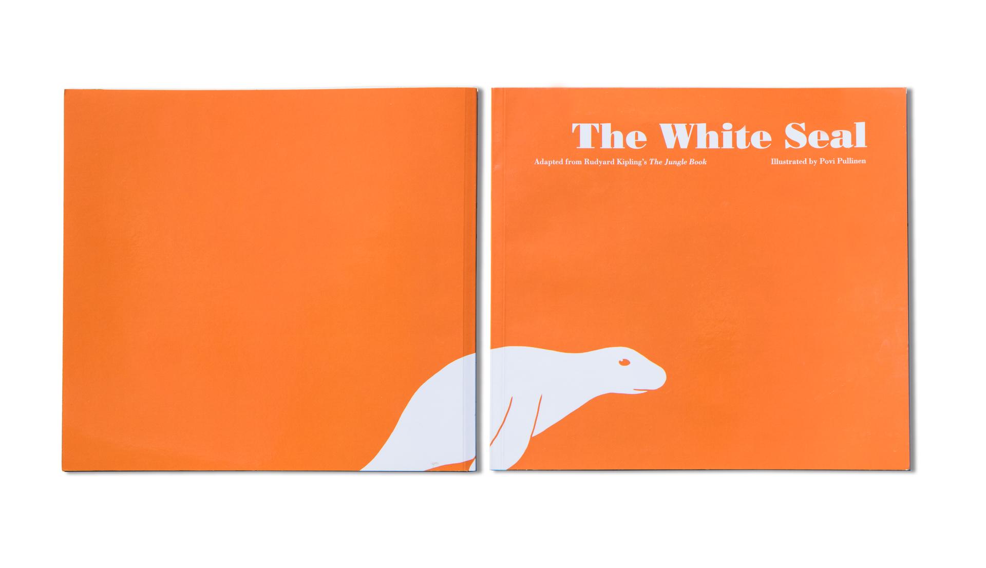 the white seal rudyard kipling
